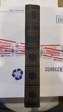 EUC BOOK WILLIAM SHAKESPEAR SHAKESPEARE'S MASTERPIECES ART TYPE EDITION NEW YORK