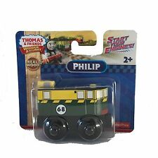 PHILIP Thomas Tank Engine WOODEN Railway NEW IN BOX Start Your Engines