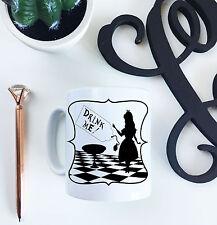 Alice in Wonderland Drink Me Novelty Ceramic 10oz Mug