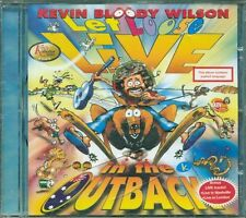 Kevin Bloody Wilson - Let Loose Live In The Outback Cd Perfetto