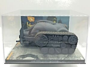 Eaglemoss Batman Automobilia Batmobile THE DARK KNIGHT RETURNS Tank w/ Case