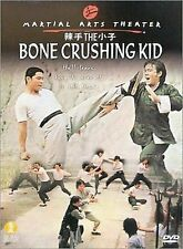 The Bone Crushing Kid, Good DVD, Hung-Ki Chang, Yin-Tze Pan, James Tien, Hung Li