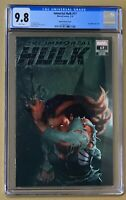 Immortal Hulk #17 CGC 9.8 Rahzzah VARIANT Red She-Hulk