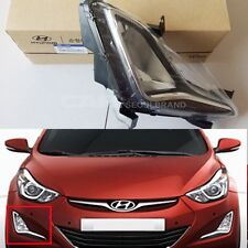 Hyundai 2014 2015 Elantra Fog Light Right (RH)  Lamp  Genuine OEM 92202-3X200