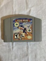 Star Wars Rogue Squadron NINTENDO 64 N64 Game Cartridge Only