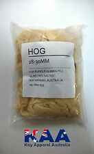 Thick Sausage Casings Hog Graded 28-30mm 45M Pack Butcher/Chef/Hunter/salami