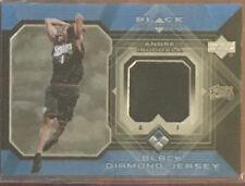 2004-05 ANDRE IGUODALA BLACK DIAMOND JERSEY MINT RARE!