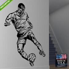 Wall Decals Art Decor Mural Sticker Beautyfull Football Men Bedroom (Z191)
