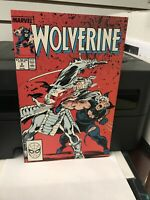Wolverine #2 (Dec 1988, Marvel) NM+ HIGH HIGH GRADE///