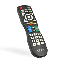 Remote Control for APEX TV VR4625 LE24H87 LE3242 LD3249 LE5043 LE4643 LD4077M