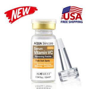 Vitamin Whitening Serum Anti Wrinkle Freckle Remove Dark Circle