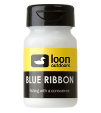 New Loon Outdoors Blue Ribbon Floatant fly fishing cdc dry fly desiccant
