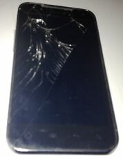 LG Viper LS840 2GB Black & Silver Sprint 4G LTE Smartphone Cracked Glass