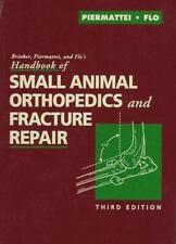 Handbook of Small Animal Orthopedics and Fracture Repair, Piermattei 1997 170417