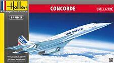 Maquette Avion Concorde air France Heller
