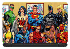 15.6 inch Superheroes-Laptop Vinyl Skin/Decal/Sticker-Cover-Somestuff247-LC002
