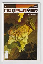 Nonplayer #1 (First Printing with White Border on Cover, NM)
