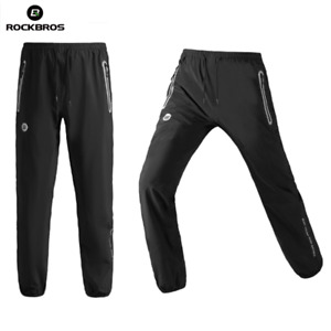 ROCKBROS Cycling Pants Waterproof Breathable Trousers Sport Fitness Bike Pants
