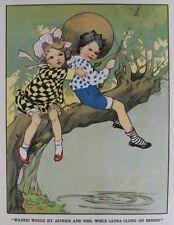 Vintage Children & Infants Art Prints