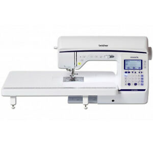 Brother Innovis NV1800Q Sewing Machine and accessories