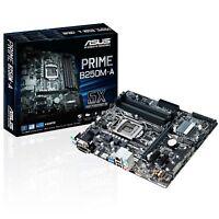 ASUS PRIME B250M-A Gaming Mainboard Sockel 1151 (Mikro-ATX, Intel, DDR4, Sata)