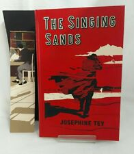 The SINGING SANDS  Josephine Tey  Folio Society  2014