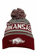 Bridgestone Golf Arkansas Collegiate NCAA Beanie Hat Cap Razorbacks Hogs College