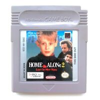 Home Alone 2 Lost In New York Nintendo Game Boy Video Game Cart Tested Working!