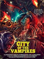City of the Vampires NEW Limited Edition Blu-ray SRS Cinema 1993 B Horror OOP
