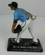 TAMPA BAY TB RAYS JEREMY HELLICKSON #58 2011 AL ROOKIE OF THE YEAR ACTION FIGURE