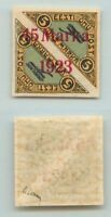 Estonia  1923  SC  C6  mint, signed. d9247