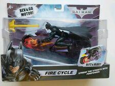 2008 Mattel BATMAN FIRE CYCLE