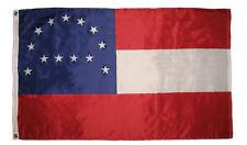 3x5 Robert E. Lee Headquarters Premium Quality Flag 3'x5' House Banner Grommets