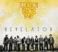 Revelator - Tedeschi Trucks Band (2011, CD NUOVO) Softpak