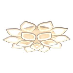 Hot Acrylic Modern Led ceiling Chandelier lights For Living Room Bedroom Lamp