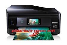EPSON XP-820 PRINTER WASTE INK PAD RESET DISC/TOOL NEW - Digital Download
