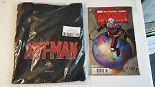 Funko Pop! Marvel Collector Corps Ant-Man T-shirt large & Comic New