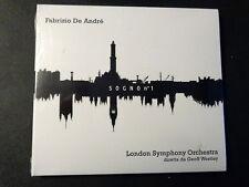 FABRIZIO DE ANDRE' -  SOGNO n.°1 - LONDON SYMPHONY ORCH.  -  CD NUOVO  SIGILLATO