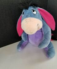 """Disney Eeyore 12"""" Plush From Kohl's Cares For Kids No Rips Or Stains Used"""