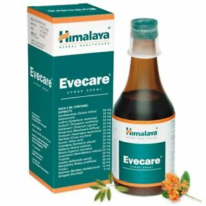 1 PC x 400 ML Himalaya Evecare Syrup Helps to treat premenstrual syndrome