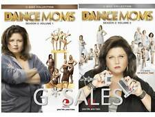 Dance Moms ~ Complete Second Season 2 Two, Volume 1 & 2 ~ BRAND NEW DVD SETS