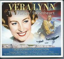 Vera Lynn - The Forces' Sweetheart - Ultimate Collection - Greatest Hits 3CD NEW