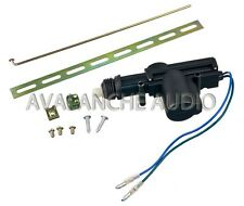 Universal Auto Car Truck 12 Volt Heavy Duty Power Door Lock Actuator Motor New