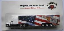 Minitruck Biertruck Brauereitruck Jim Beam No.2 Peterbilt Modell