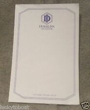 Desert Inn And Country Club Di Logo Memo Paper Las Vegas Nevada