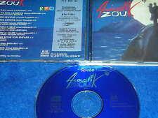 CD musique des antilles 1992 ACOUSTIK ZOUK Soirée MARIO CANONGE jacky bernard