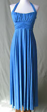 sale SPEECHLESS ELEGANT BLUE SAPHIRE COCKTAIL PARTY FORMAL BALL GOWN DRESS S