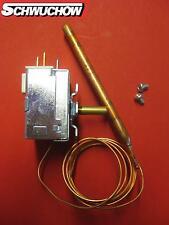 Thermostat Capillaire TR 2 0-90°C régulateur intégré avec kapillarregler