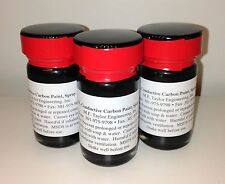 Conductive Carbon Paint-3ea 30 grams-SPRAY FORMULA