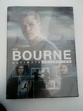 Bourne: The Ultimate Collection (DVD,2016)